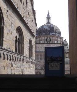 Death in the High City, Colleoni Chapel, Bergamo.